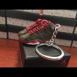 e4b605d0c43 ... coupon for nike accessories nike jordan 6 cigars 3d keychain 5129c cad3a
